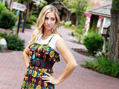 The SoHo Maxi Dress Tutorial - Sew Much Ado