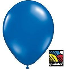 Amazon.com: Qualatex Sapphire Blue Jewel Latex Balloons, 5-Inch 25 Per Pack - $2.49