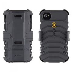 Speck ToughSkin Case for iPhone 4/4S Black