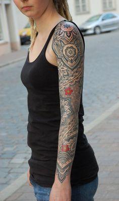 Tattoo Inspiration: Gerhard Wiesbeck