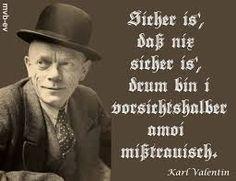Karl Valentin Texte Online