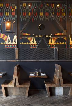 Duende: Spanish soul food by Arcsine Architecture. Oakland