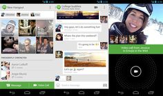Google #Hangouts – A New Messenger by Google