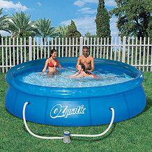 Ozquatic Fast Set Pool 3.66m