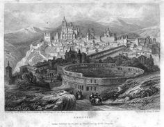 https://flic.kr/p/cAjjy1 | Vista de Segovia