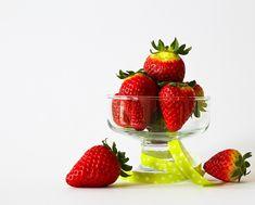 fresas para un zumo contra la celulitis: celulitis nunca más
