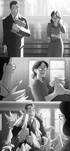 Paperman PaulingxMedic by (I love the original Paperman, this is just ten times )>>> idk why people ship Medic with Miss Pauling but this is just too cute Tf2 Comics, Tf2 Funny, Team Fortress 2 Medic, Tf2 Memes, Team Fortess 2, Valve Games, Overwatch, Anime, Video Games