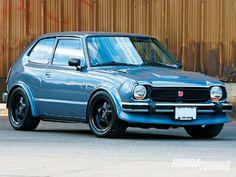 1979 Honda Cvcc via Shift Gear Blog