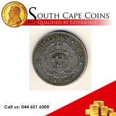 1892 ZAR Crown D/S AU 50 bob Call us for more info: 044 601 6000 or Visit our website: besociable. Coin Grading, Coins For Sale, Rare Coins, Investing, Website, Link, Crown, Corona, Crowns