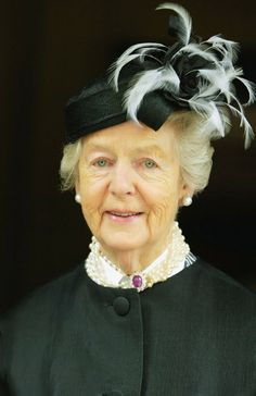 Deborah Vivien Cavendish, Duchess of Devonshire DCVO (née Freeman-Mitford; 31 March 1920 – 24 September 2014), writer, memoirist and socialite, was the youngest and last surviving of the six Mitford sisters who were prominent members of English society in the 1930s and 1940s.