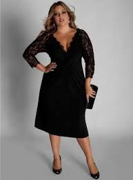 16 Best Hairstyles And Dresses For Overweight Women Images