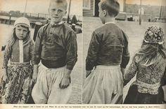Marken 2 jongens 1940