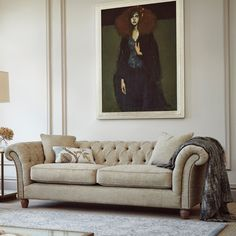Admirable 12 Best Velvet Sofas Images In 2019 Button Sofa Home Interior And Landscaping Mentranervesignezvosmurscom