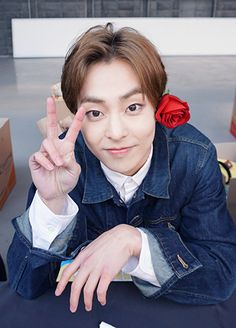 Xiumin - 151225 Official EXO-L Staff Diary update Credit: Official EXO-L website.