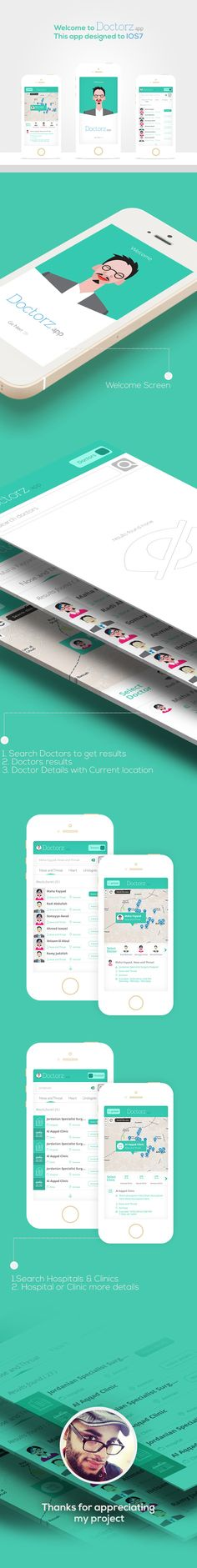 Doctorz Mobile app