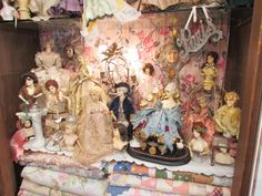 delusions of grandeur: Boudoir Doll Love.....
