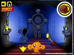 Monkey Go Happy: Escape walkthrough-pencilkids - Escaperooms -jeux de détentes