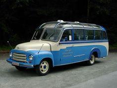 1957 Open Blitz Panorama Bus