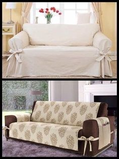 This type of diy furniture garden is absolutely a noteworthy design alternative. Diy Sofa Cover, Couch Covers, Furniture Covers, Sofa Furniture, Furniture Dolly, Diy Casa, Adirondack Chairs For Sale, Diy Couch, Slipcovers For Chairs