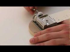 """はがき音楽のつくり方(How to make """"paper tunes"""") - trois 紙巻きオルゴール"""