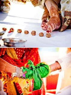 henna and Indian traditions