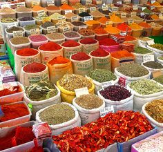 Turkish spice varieties
