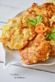 Z miłości do słodkości...: Kotlety drobiowe z serem Dinners, Dinner Recipes, Meat, Chicken, Food, Dinner Parties, Food Dinners, Essen, Meals
