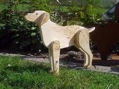 hund aus Holz - Google-Suche