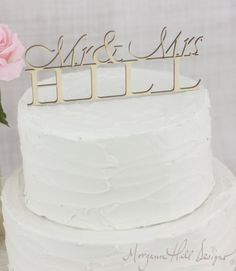 Personalized Wedding Cake Topper Rustic Wood Barn Country Wedding Decor (Item Number 130088) on Etsy, $29.99