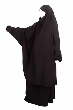 The Jilbab is similar to the plain Abaya but has scarf that covers the head, is extremely long and also covers the shoulders; Middle East operations