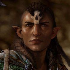 Солас,DA персонажи,Dragon Age,фэндомы,Сэра (DA),Кассандра Пентагаст