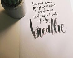 Check out our taylor swift posters selection for the very best in unique or custom, handmade pieces from our prints shops. Taylor Swift Clean, Taylor Swift Delicate, Taylor Swift Posters, Hand Lettering Quotes, Brush Lettering, New Romantics Lyrics, Blank Space Lyrics, Style Lyrics, Libros