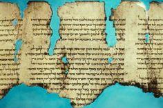 Quelques manuscrits de la mer Morte sont désormais consultables gratuitement sur le web