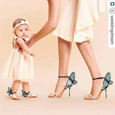 Beyond adorable. Matching shoes with this little cutie pie. #flowergirl #bridesmaids #perthbridalfair2016 #weddingexpo #perthbrides #weddinginspiration