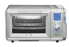 The Cuisinart CSO-300 Steam Oven is truly a unique oven that incorporates all the functions of a professional steam oven in a countertop footprint. It's a countertop convection oven with full steaming capability. Steam heat cuts cooking time by as much as 40%. Choose from 9 single and... - http://kitchen-dining.bestselleroutlet.net/product-review-for-cuisinart-cso-300-combo-steamconvection-oven-silver-discontinued-by-manufacturer/