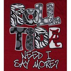 Alabama roll tide--For Ryan Roll Tide Football, Crimson Tide Football, Alabama Football, Alabama Crimson Tide, Alabama Baby, Football Baby, Football Sayings, Alabama Elephant, Funny Football