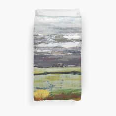 """middle ground"" Duvet Covers by StasaHlava 