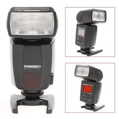 YongNuo YN-468 II E-TTL Speedlite With LCD Display, for Canon 50D 40D T1i Xsi XS by Yongnuo. $99.99. ? This is Yongnuo's the newest  upgraded TTL flash speedlite YN-468II. this YN-468II is added with a PC port,and  the battery room is changed, also the buttons on the rear panel are changed.  fit Canon's E-TTL II automatic exposure system. The main difference between this  YN-468II have PC port, Multi Strobe flash function, and can set the focus  position of the light head ...