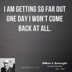 William S. Burroughs Quotes | QuoteHD