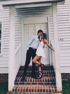 Cute Couples Photos, Cute Couple Pictures, Dance Pictures, Cute Couples Goals, Couple Goals, Homecoming Pictures, Prom Photos, Prom Pics, College Couples