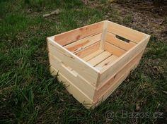 Dřevěné bedýnky bedny přepravky boxy krabice truhly - 1