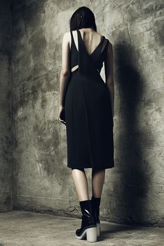 Alexander Wang Resort 2013 lurve the dress and can you see the shoes?