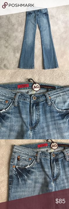 Adriano Goldschmied AG jeans the Angel  28 NWT AG Adriano Goldschmied Jeans Boot Cut