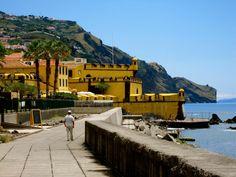 Forte Sao Tiago, Funchal Madeira