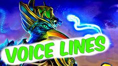 Smite Thoth Voice Lines - Smite Thoth Quotes - Smite Thoth Voice Pack (videogame) http://youtu.be/ywzx8s6hPDI