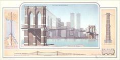 Patrignani- New York - Brooklyn Bridge