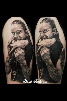 Ozzy done By Noa Yannì