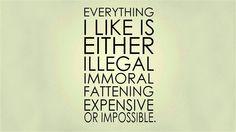 So unbelievably true