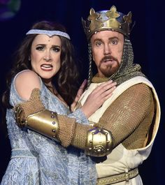 """Interview with the """"Lady in the Lake,"""" Dee Roscioli in SPAMALOT #acting #musical #broadway #sing #OST #SPAMALOT #Theater #Orlando #WinterPark"""