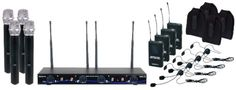 LOS ANGELES, Calif. Oct. 30, 2017—For singers and bands wanting to experience full digital wireless, but on a working band budget, audio leader VocoPro today announced its new Digital 31,32 and 34 product line, giving the choice of one, two or four wireless mics (or instruments) in one i...